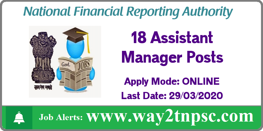 NFRA Recruitment 2020 for 18 Assistant Manager Posts