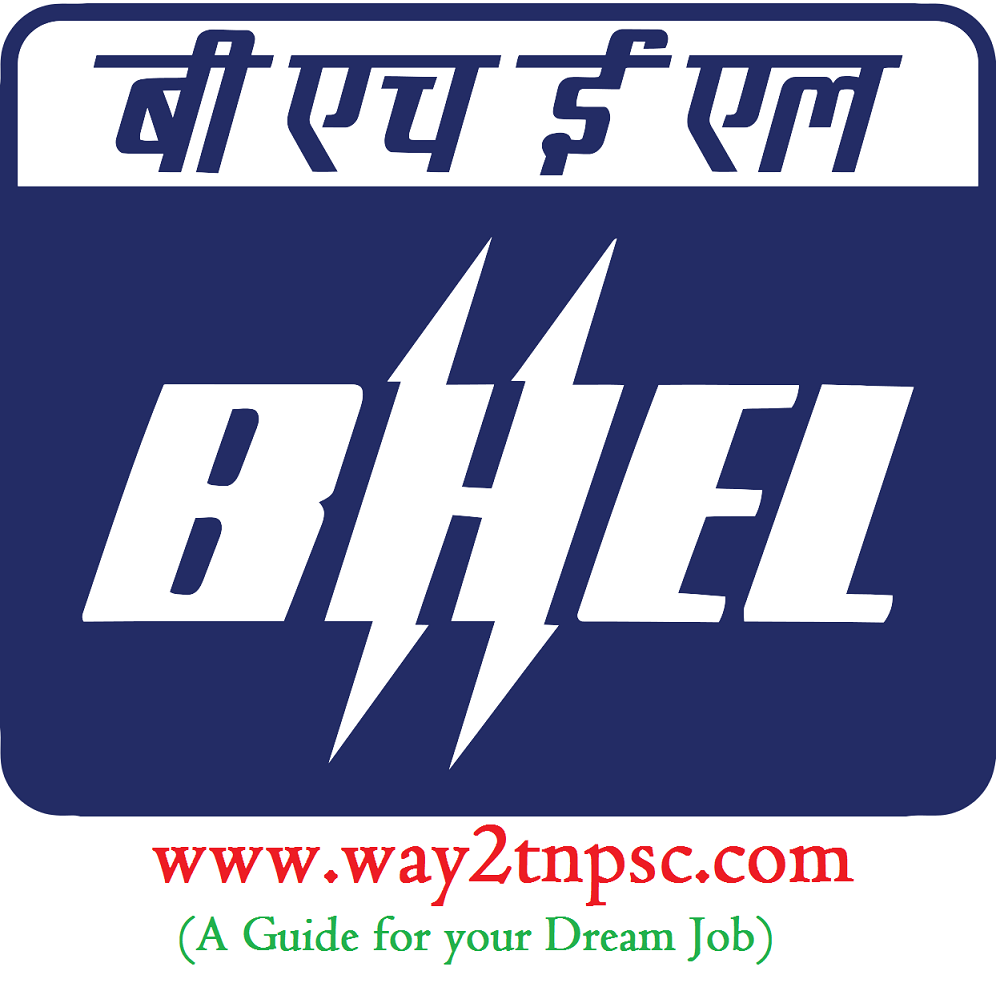 BHARAT HEAVY ELECTRICALS LIMITED(BHEL) 2018 latest job vacancies