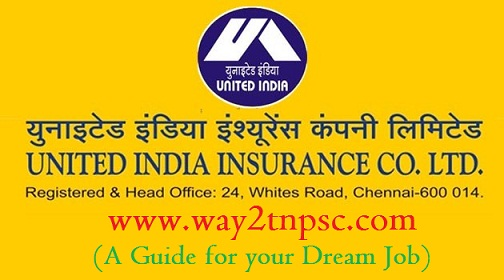 United India Insurance Company Limited (UIIC) Recruitment 2018-2019 latest government job vacancies